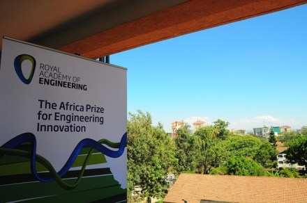 2015/16 African Prize for Engineering Innovation- £25,000 Grant