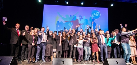 2015 European Youth Awards