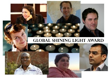 Global Shining Light Award For Journalists