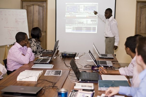 Software Development Teaching Fellowship at MEST Ghana (Fully-Sponsored)