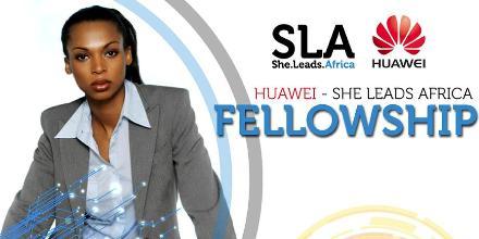 She Leads Africa-Huawei Fellowship for Female Entrepreneurs 2015 – China