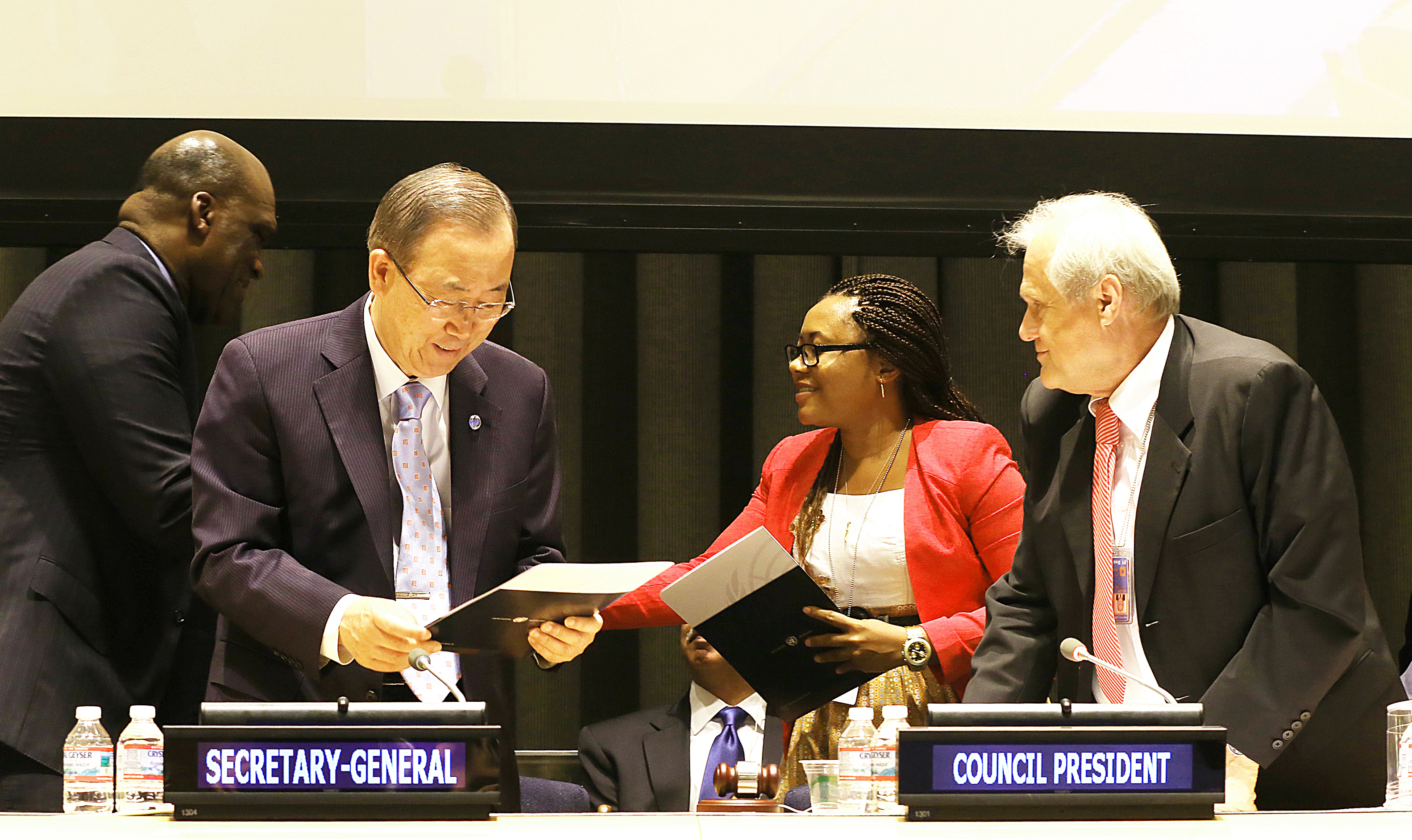 Apply to Speak at the UN General Assembly Session on Climate Change 2015 – New York, USA