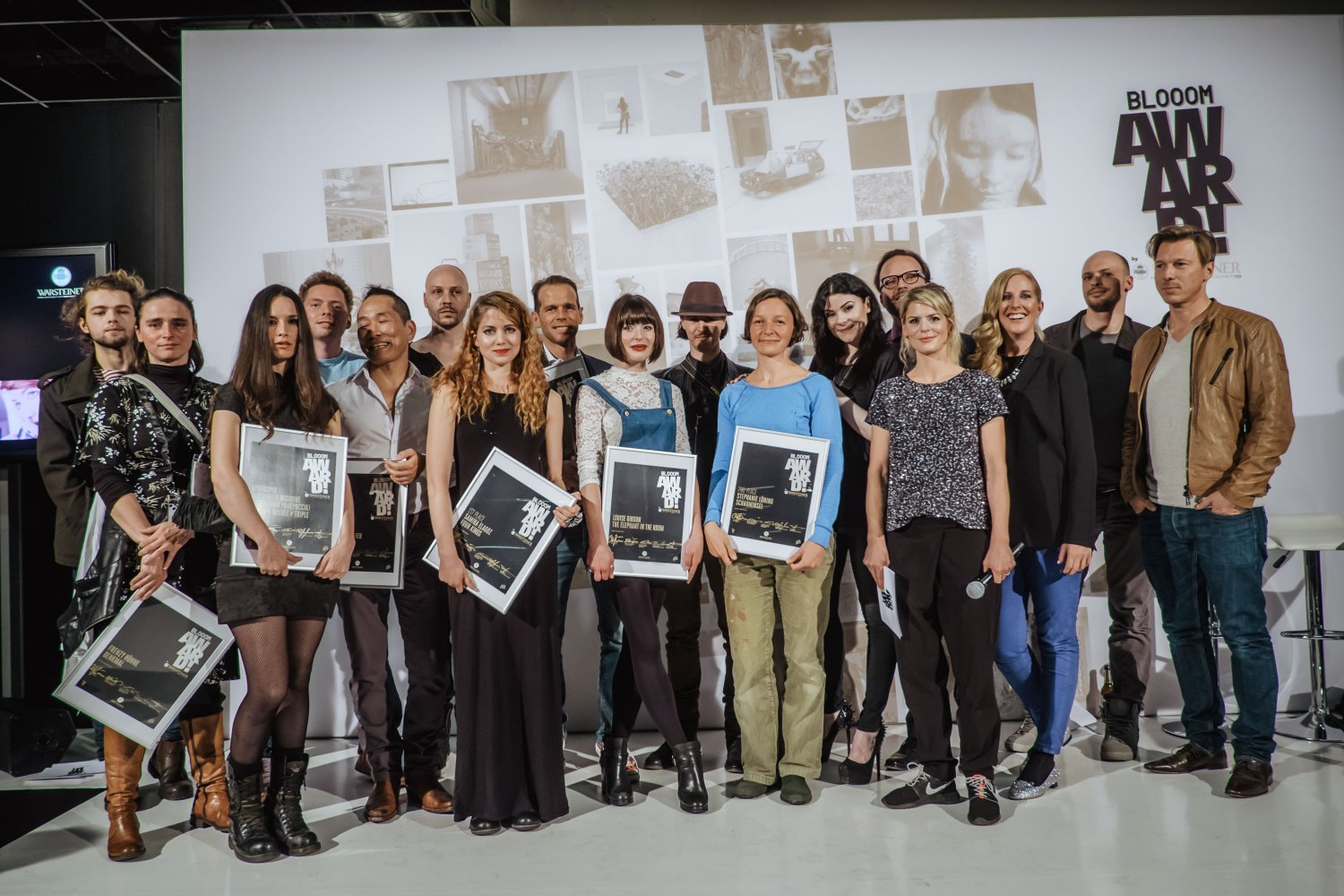 Apply for the 2015 BLOOOM Award by WARSTEINER