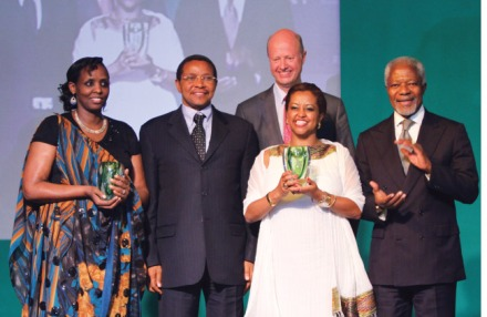 The 2015 Yara Prize – $ 60,000 USD Award