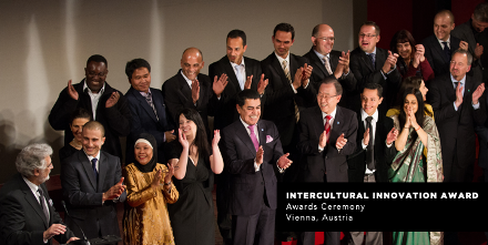 The Intercultural Innovation Award 2015- $100,500 USD in Monetary Prizes + Benefits