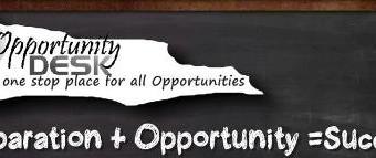 Opportunity Desk Internships 2016