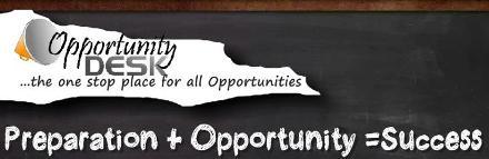 Opportunity Desk Internships 2015