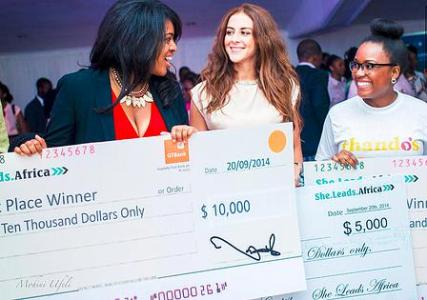 She Leads Africa #SLAPITCH2015 For Female-Led Businesses & Start-ups in Africa