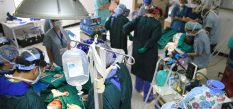2015 Training Fellowship by the European Society of Surgical Oncology