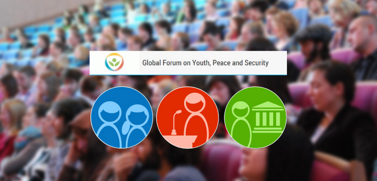 Apply: Global Forum on Youth, Peace and Security 2015 – Amman, Jordan (fully-funded)