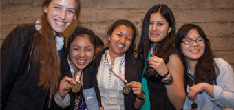 Technovation Challenge Finalists Selected to Pitch in San Francisco, CA in June 2015