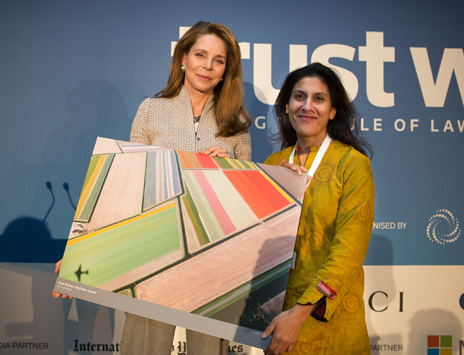 Apply for the Trust Women Hero Award 2015 – $5,000 Prize and a trip to London for the Trust Women Conference