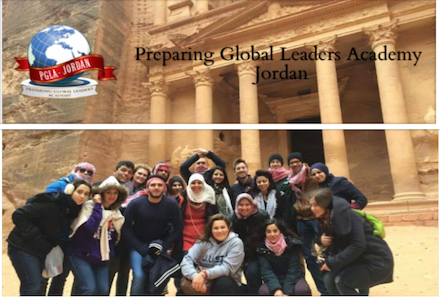 Apply to attend Preparing Global Leaders Academy in Jordan (Financial Aid Available)