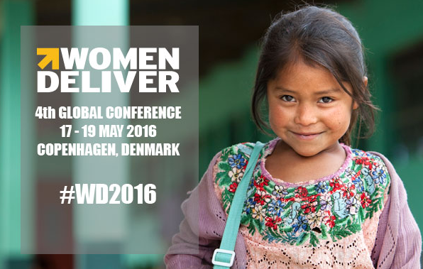 Full Media Scholarships to attend the Women Deliver 2016 Conference in Copenhagen, Denmark