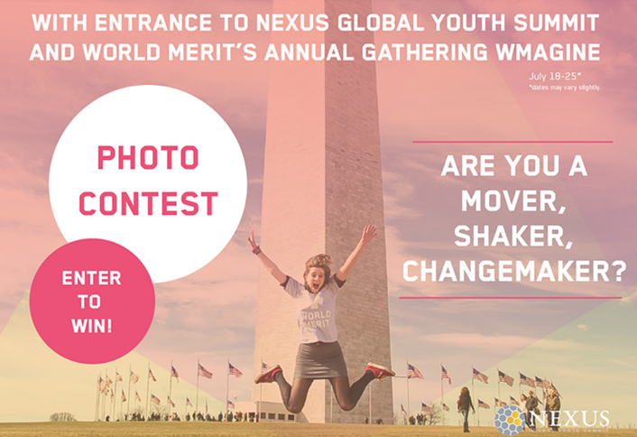 World Merit Contest to attend Nexus Global Youth Summit – Win a trip to New York & Washington