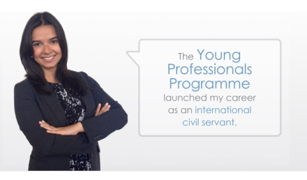 United Nations Young Professionals Programme 2015