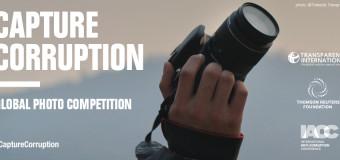 Enter the Capture Corruption Global Photo Competition 2015