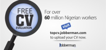 Jobberman  Launches Free CV Evaluation For All Nigerians