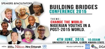 Call For Applications- Building Bridges Conference 2015