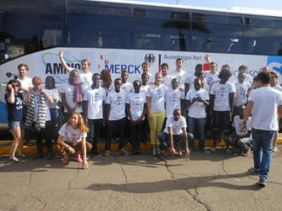Apply to Participate in The Ampion Venture Bus Africa 2015 For Entrepreneurs