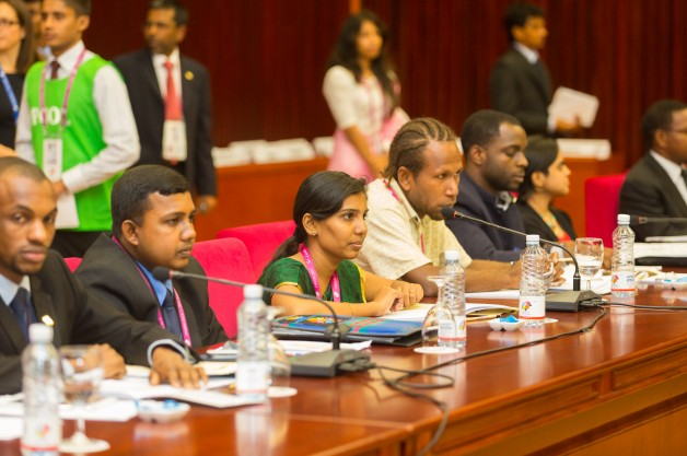 Nominations for Commonwealth Youth Council Executives