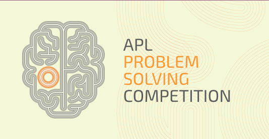 Dyalog APL Problem Solving Competition 2015 – Win $2,500 and trip to Sicily, Italy