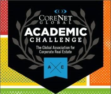 2015 CoreNet Global Academic Challenge – $20,000 USD  In Prizes