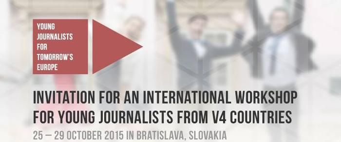 2015 International Workshop for Young Journalists