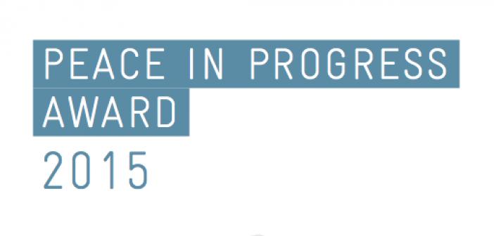 ICIP Peace in Progress Award 2015 – Nominate Now!