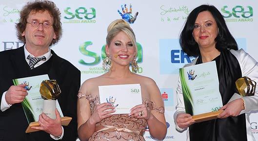 2015 Sustainable Entrepreneurship Award (SEA) – Vienna, Austria