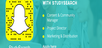 Apply For a Paid Internship With StudySearch