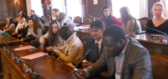 2015 World Youth Forum Right to Dialogue – Trieste, Italy