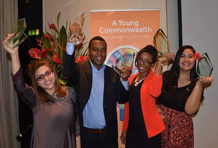 2016 Commonwealth Youth Awards for Excellence in Development Work