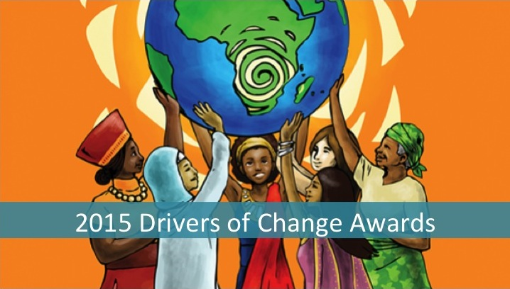2015 Drivers of Change Awards Nominations Open