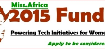 Apply: Miss.Africa 2015 Seed Funding