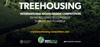 Enter the TREEHOUSING International Wood Design Competition