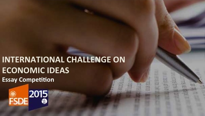 International Challenge on Economic Ideas 2015: Essay Competition for Students – Win Cash Prizes and trip to Indonesia