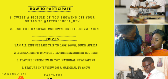 ACCD #ShowYourSkillsCampaign Photo Contest 2015 – Win a trip to Cape Town, South Africa (all-expenses-paid)