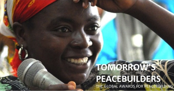 Tomorrow's Peacebuilders Global Awards 2015 – Win $10,000 and trip to London