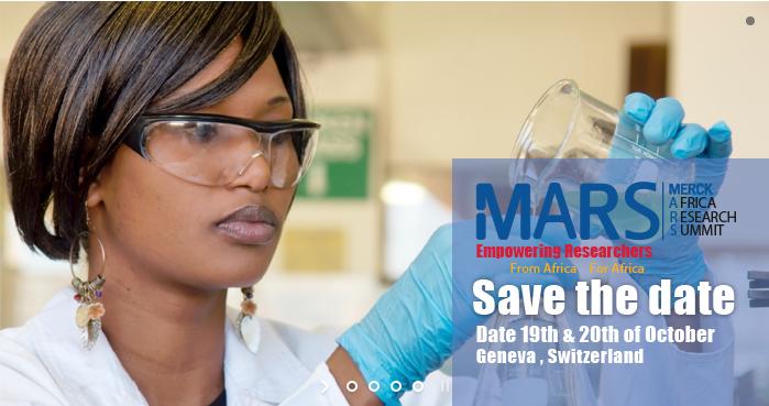 UNESCO Merck Africa Research Summit 2015 – Geneva, Switzerland (fully-sponsored)
