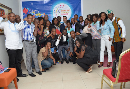 Apply to Attend the Thinking School Africa 2015