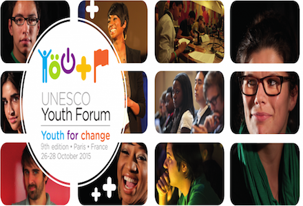 Call For Young Videographers: Film The 9th UNESCO Forum in Paris