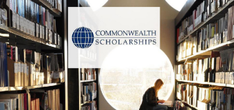 Commonwealth Scholarships for Master's and PhD study in the UK 2016