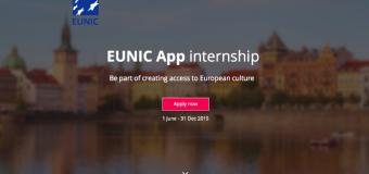 2015 EUNIC App Internship – Prague, Czech Republic
