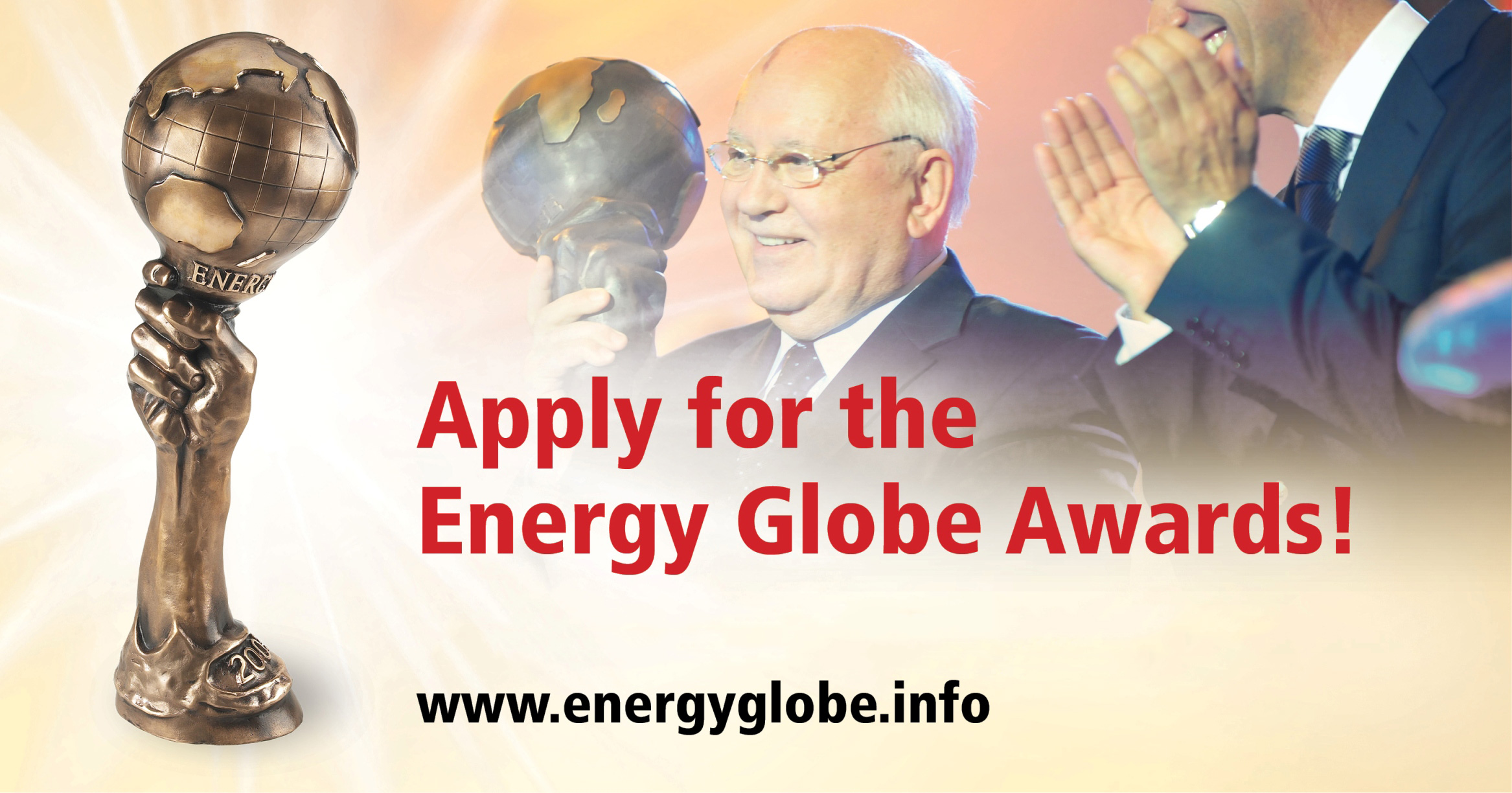 Energy Globe Awards competition 2015 – Win €10,000 and more
