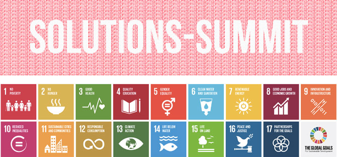 Apply: Solutions Summit 2015 at UN Headquarters in New York City, USA