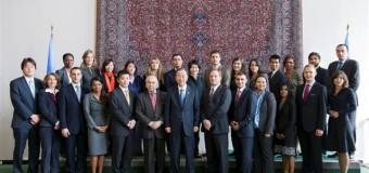 2016 United Nations International Law Fellowship Programme