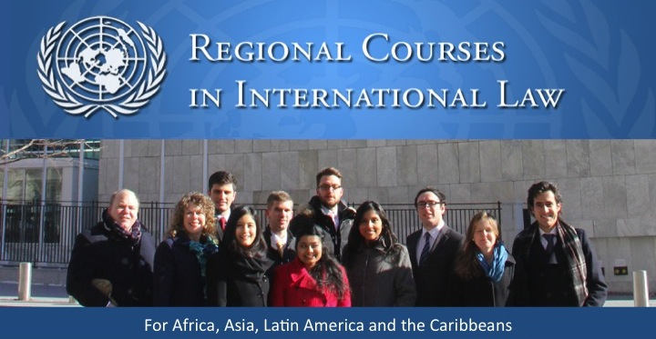 United Nations Regional Courses in International Law for Africa, Asia, Latin America (fully-funded)