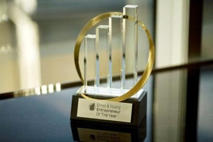 Ernst And Young's Entrepreneur Of The Year Award 2015 (East & West Africa Regions)