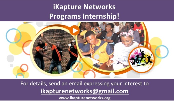 Call for Applications: Programs Internship at iKapture Networks, Nigeria